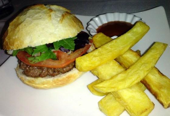 hamburguesa parmenaso