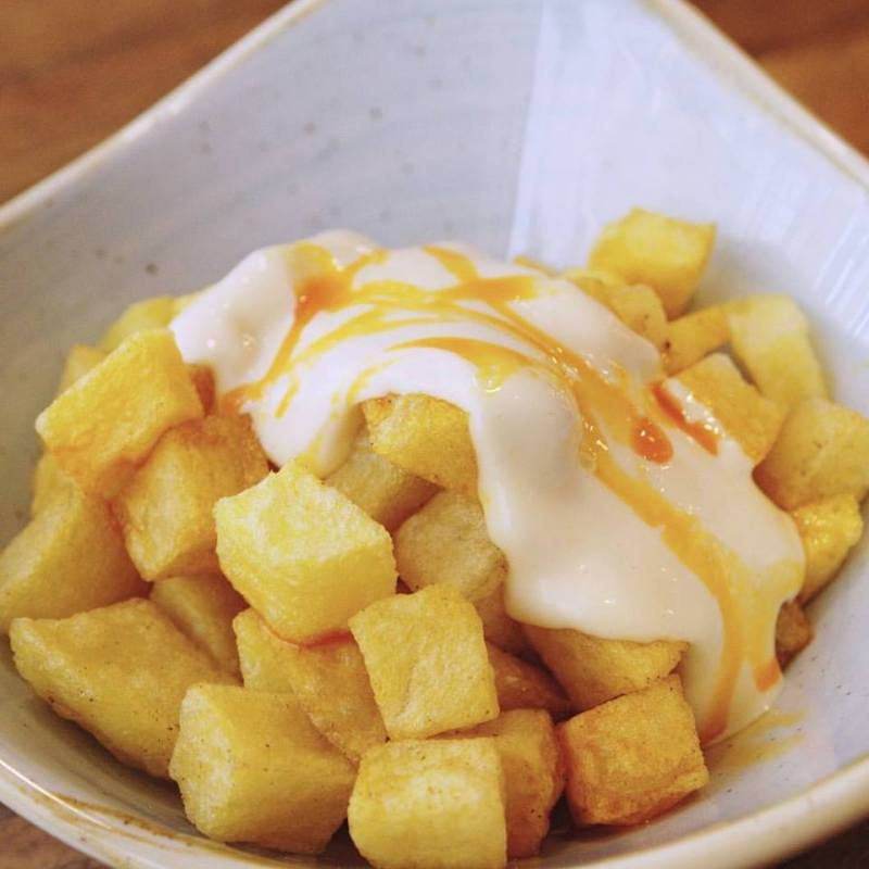 bravas patatas askuabarra
