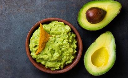 guacamole para nachos aguacate