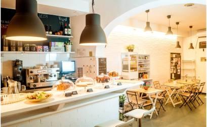 punto vegano interior restaurante