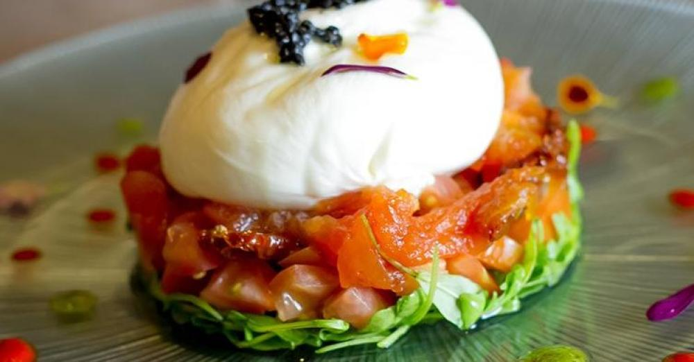 burrata anema e core