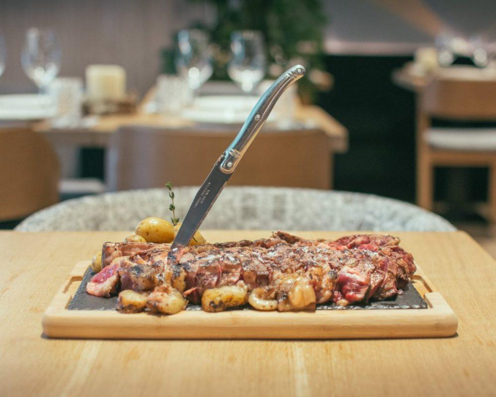restaurante pomerania madrid entrecote