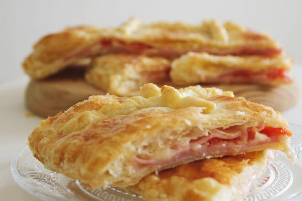empanada de jamon york y queso