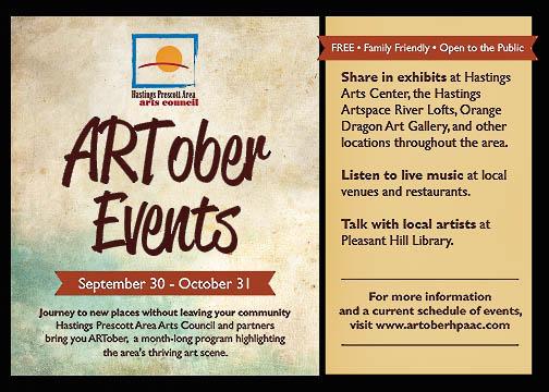 ARTober events