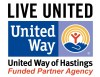 LIVE UNITED UWH Funded Partner Agency May 2016