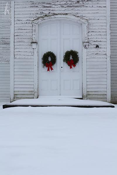 Christmas Doors