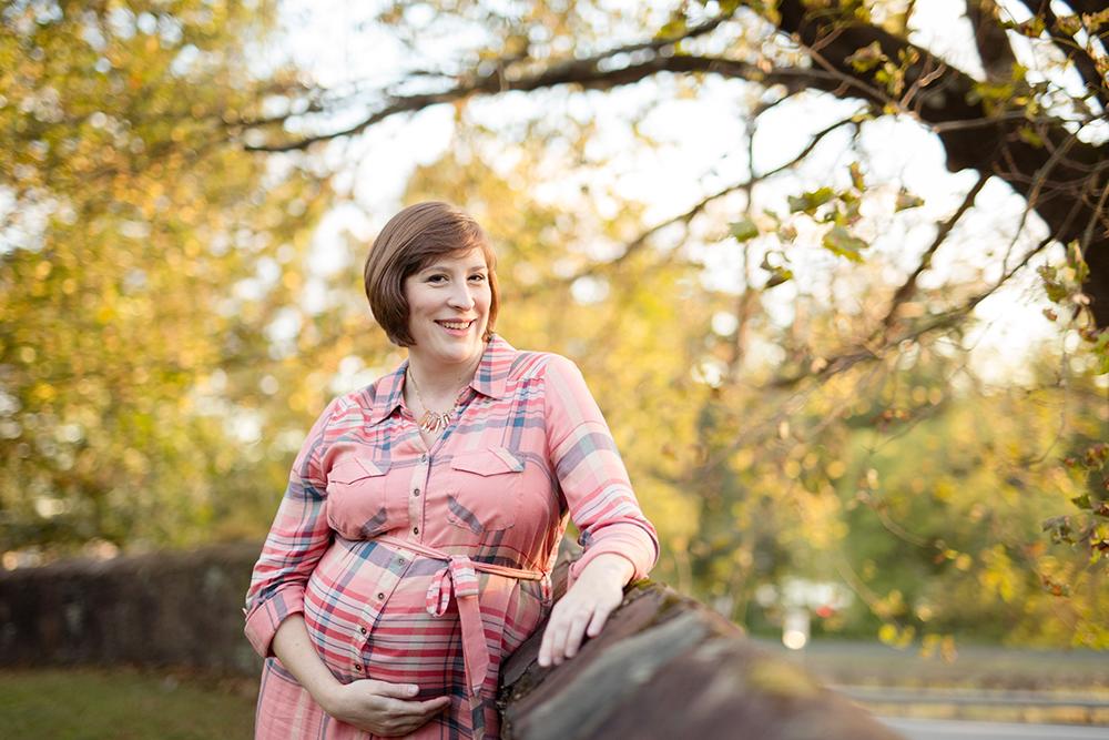 pregnancy portrait photo