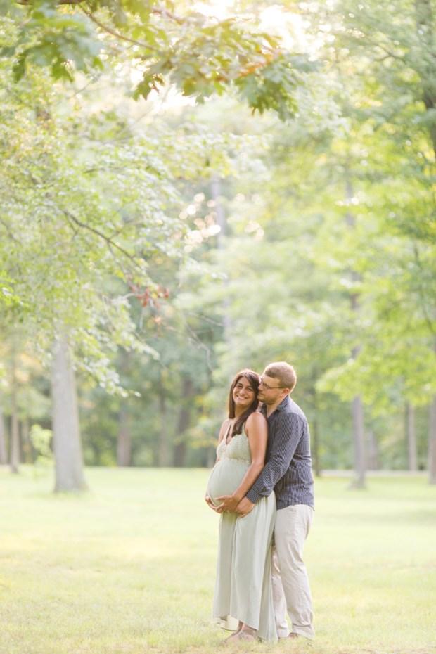 maternity session bergen county nj