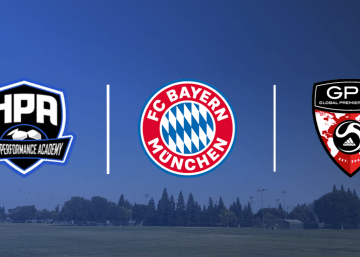 HPA welcomes North American Youth partner of FC Bayern, GPS.