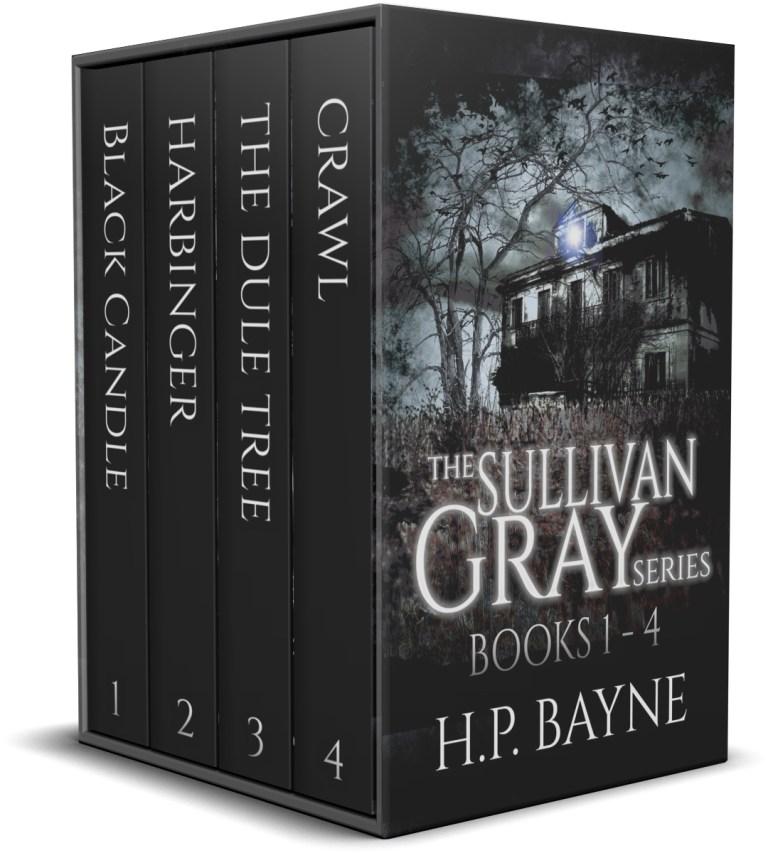 The Sullivan Gray Series Box Set 1 jpeg