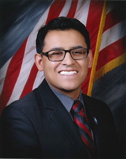 Councilmember Pineda