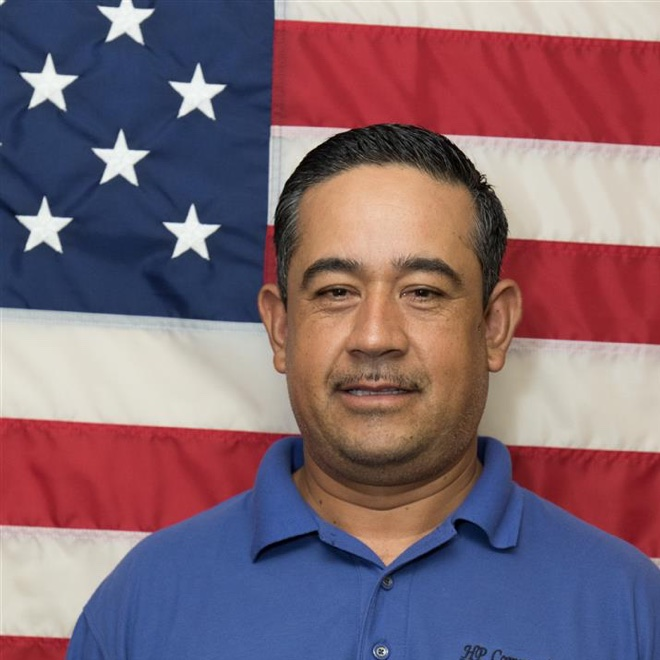 HUGO MINERO MARTINEZ, DALLAS AREA MANAGER