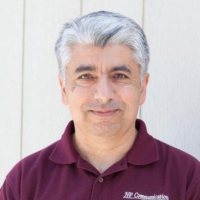 SAYED OLOMI, DIRECTOR OF IT