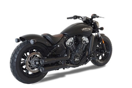 hp corse scout sixty bobber