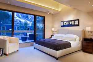 Master Bedroom Remodel Bed View Hpd Architecture