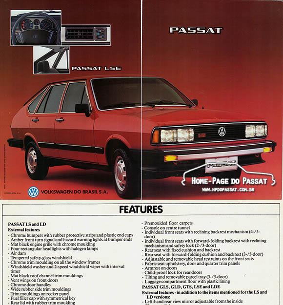 Passat diesel 1984