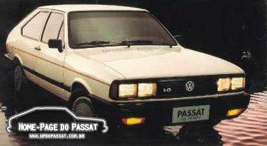 Passat Flash 1987