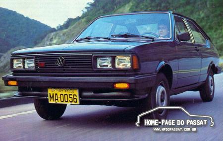 Passat Special 1984