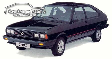 Passat Sport 1984