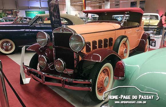 Village Classic Cars 2019 - Hudson Roadster 1931