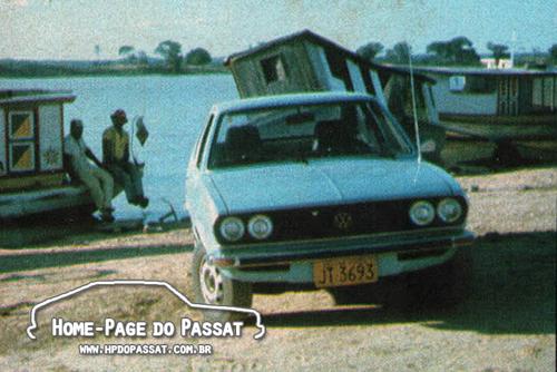 Quatro Rodas nº 216 - Teste de 30.000 km do Passat TS 1978