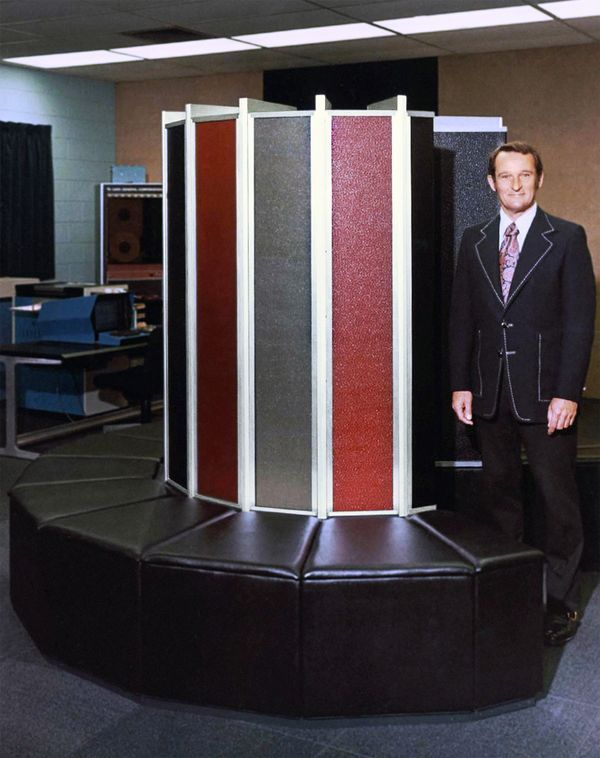 A super-fast history of supercomputers: CDC 6600 to today ...