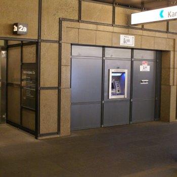 Eingang Bahnhofplatz 2a