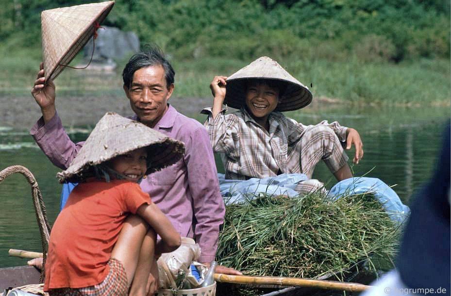 Việt Nam 1991-1993 @Hans-Peter Grumpe. Bản quyền thuộc tác giả.