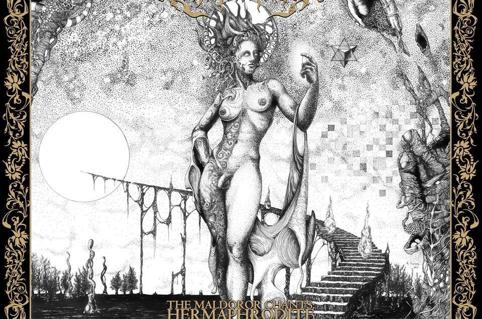 "Schammasch cover album 2017: The Maldoror chants ""Hermaphrodithe"""