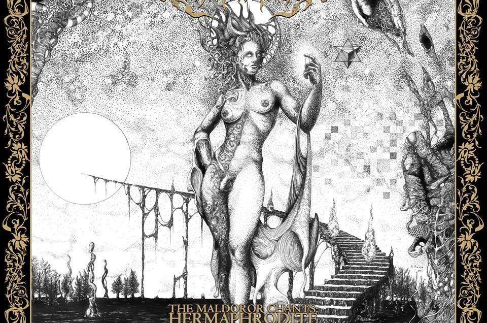 "Schammasch cover album 2017: The Maldoror chants ""Hermaphrodithe"""