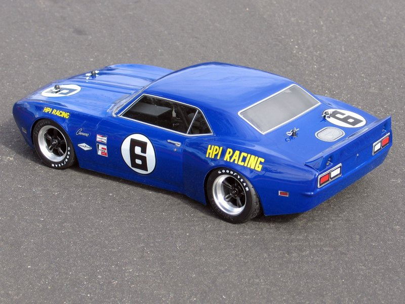 7494 1968 CHEVROLET     CAMARO BODY  200mm 210mm   7494 1968 CHEVROLET     CAMARO BODY  200mm 210mm