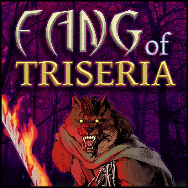This creative portfolio piece, Fang of Triseria, is an example of David A. Davis' storytelling skills.