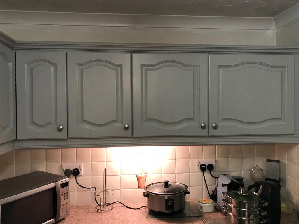 Kitchen Cabinet Painter Swansea Hand Painted Kitchens Uk Hpkuk Ltd