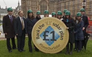 Solar £1 plan