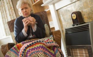 One in ten tenants in the UK are without heating this winter