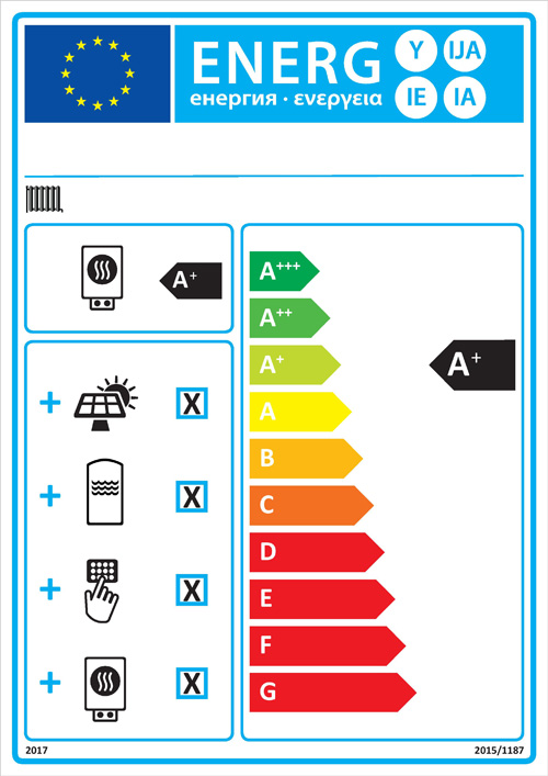 System label package