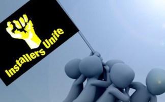 Installers Unite
