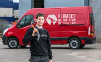 Last year's winner was Shaun Scott.
