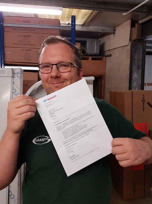 Jimmy Harvey wins two tickets for the BSB final round