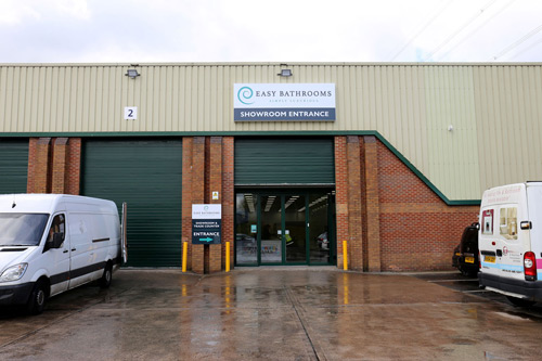 The open day takes place at Easy Bathrooms' Birstall headquarters.