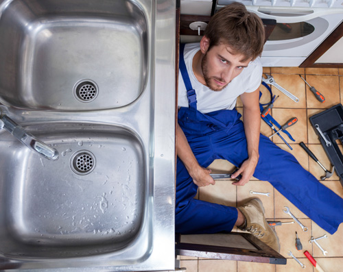 A plumber shortage is leading to longer waiting times for emergency work
