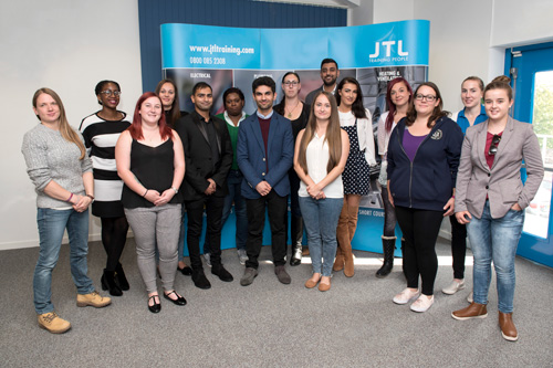 JTL has set up an Ambassador programme that sees young women and apprentices from the black, Asian and minority ethnic communities going into schools to talk to students about the apprenticeship option they have decided to take.