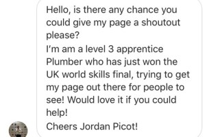 Follow Jordan on Instagram: @plumbing_projects