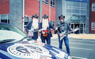 Twenty-two cars took part in the first BSS Car-aoke Rally