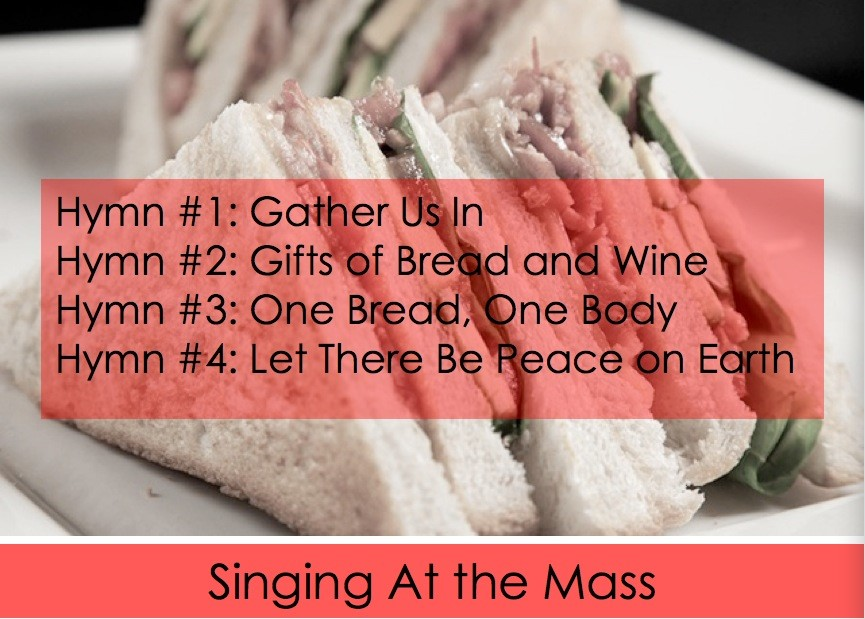 Image result for four hymns mass