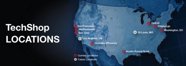 TechShpo現在於全美已經有超過八間門市,遍佈東西岸。