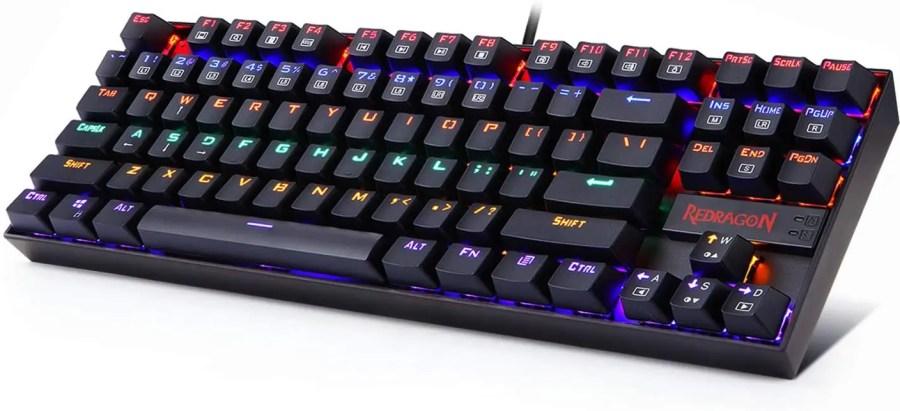 Best mechanical gaming keyboards: Redragon K552