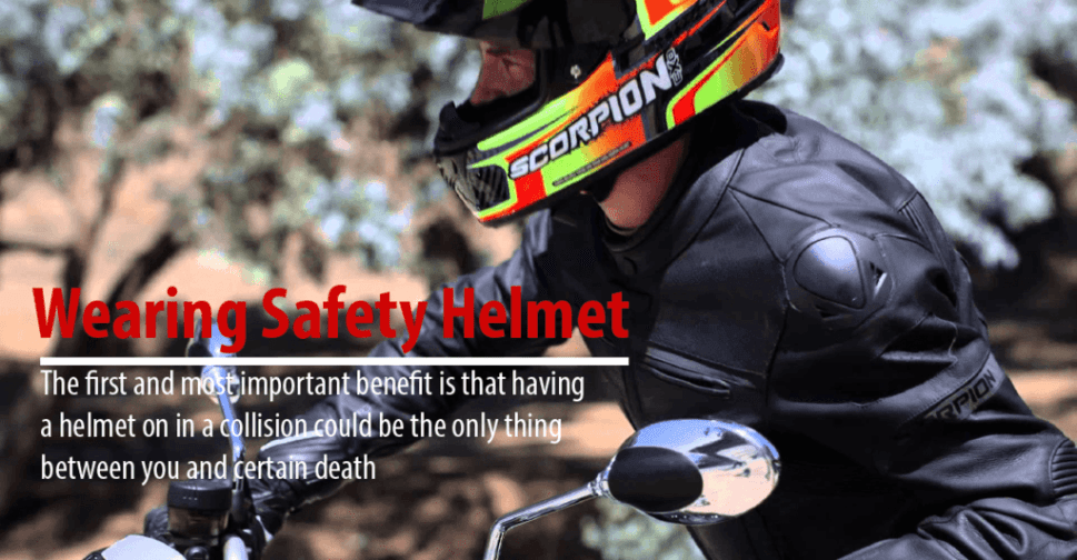 Benefits Of Wearing A Best Safety Motorcycle Helmet