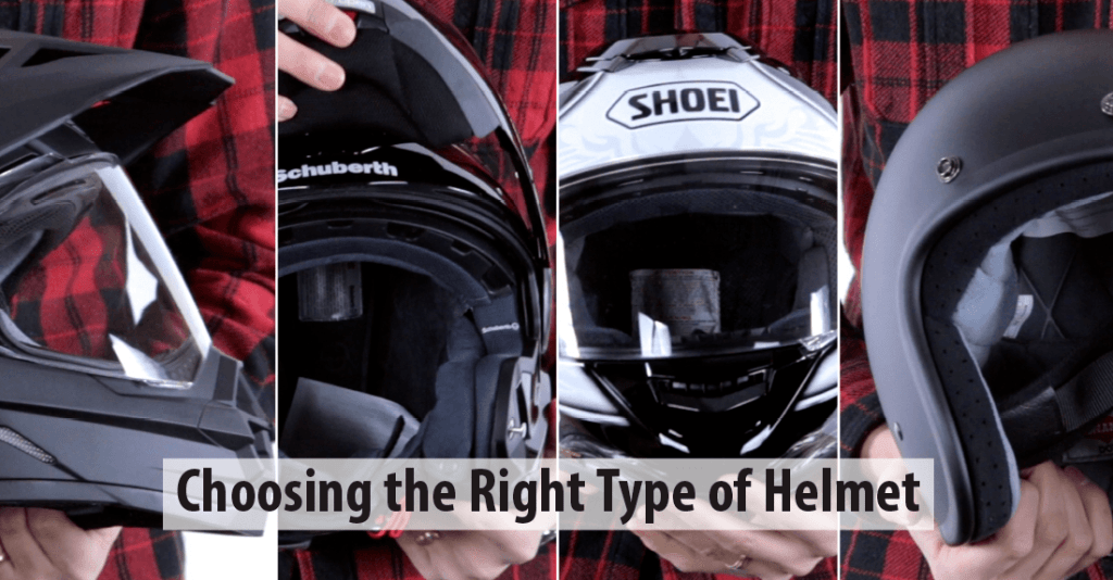 Factors to Consider Before Choosing the Right Type of Helmet