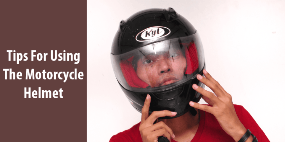 Tips For Using The Best Motorcycle Helmets